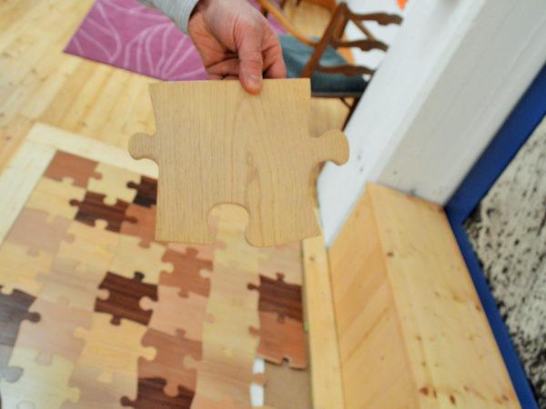 Floor Puzzle - Rocchi
