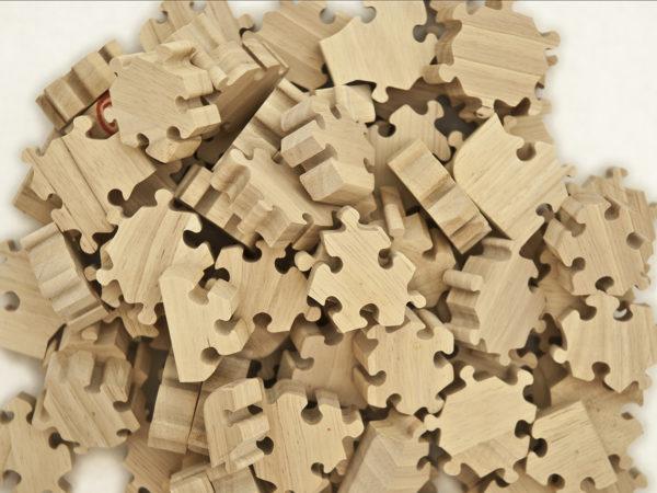 Hexagon Puzzle - Rocchi
