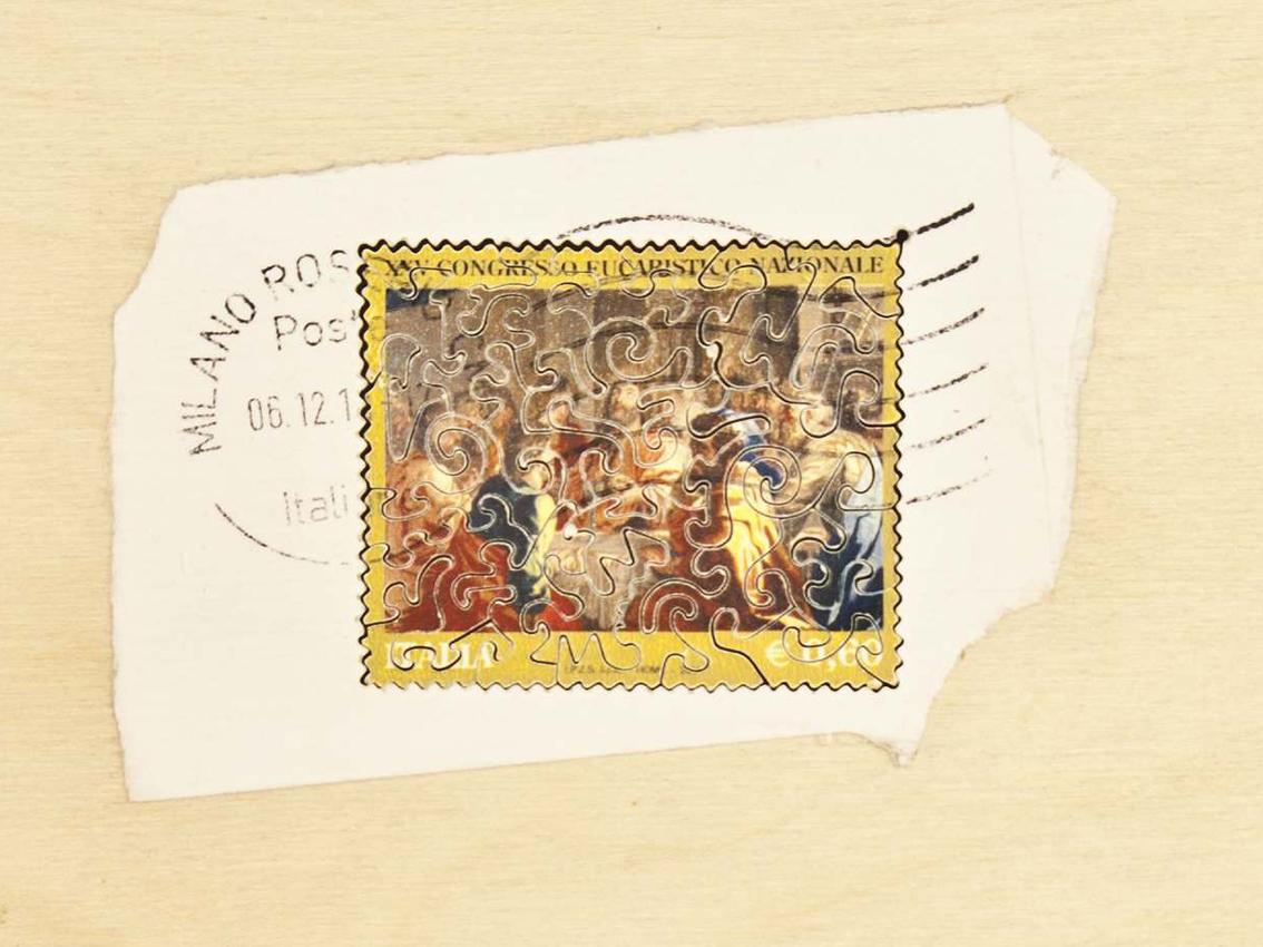 Stamp Puzzle - Rocchi