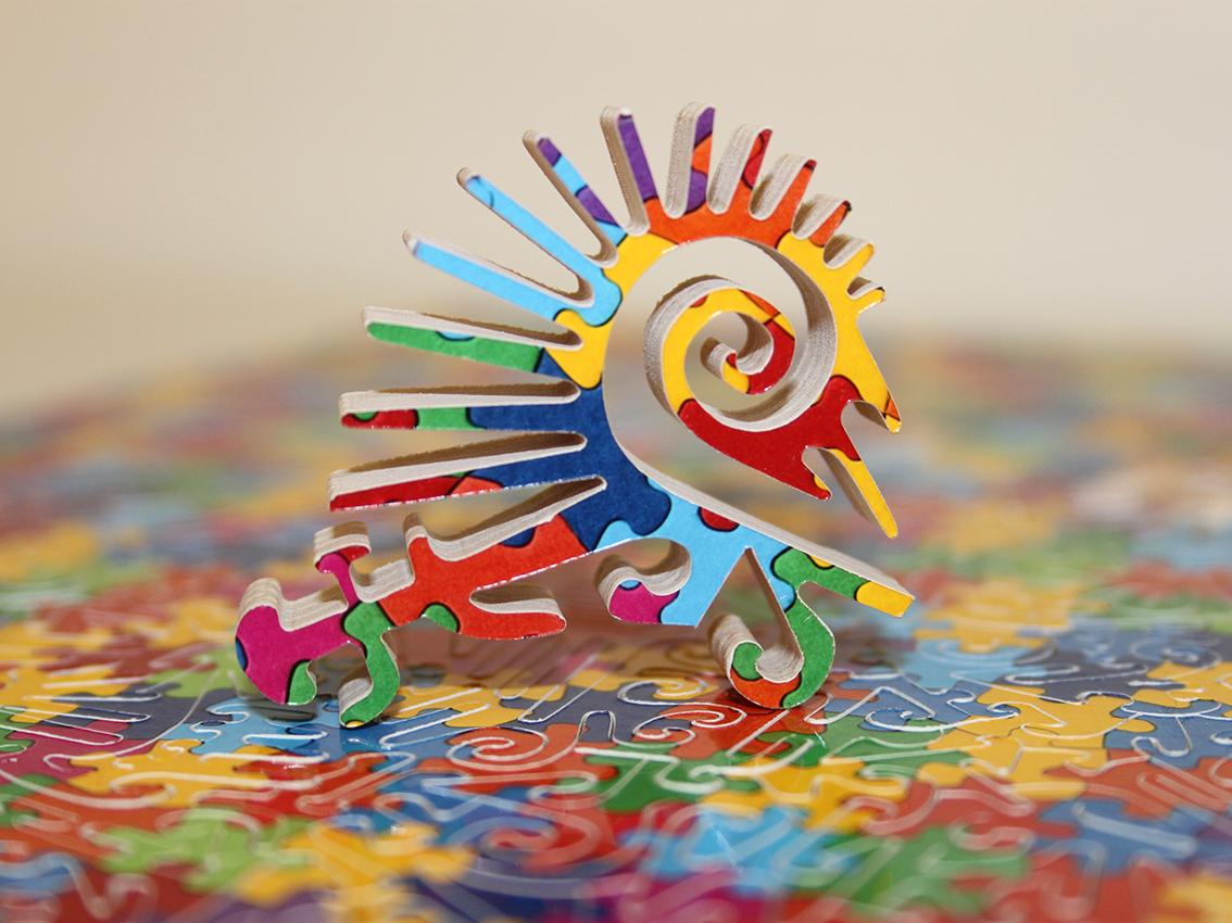 Four Seasons Puzzle - Rocchi