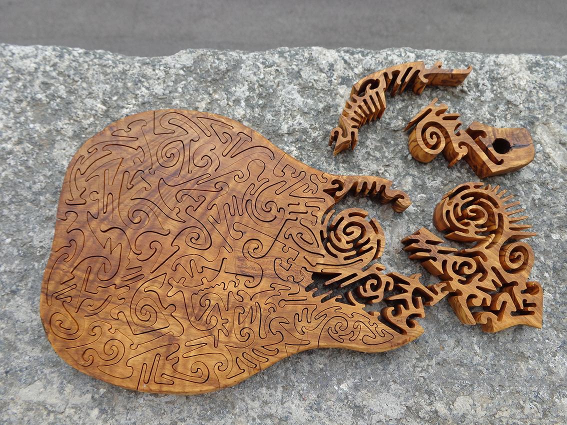 Cutting Board Puzzle - Rocchi