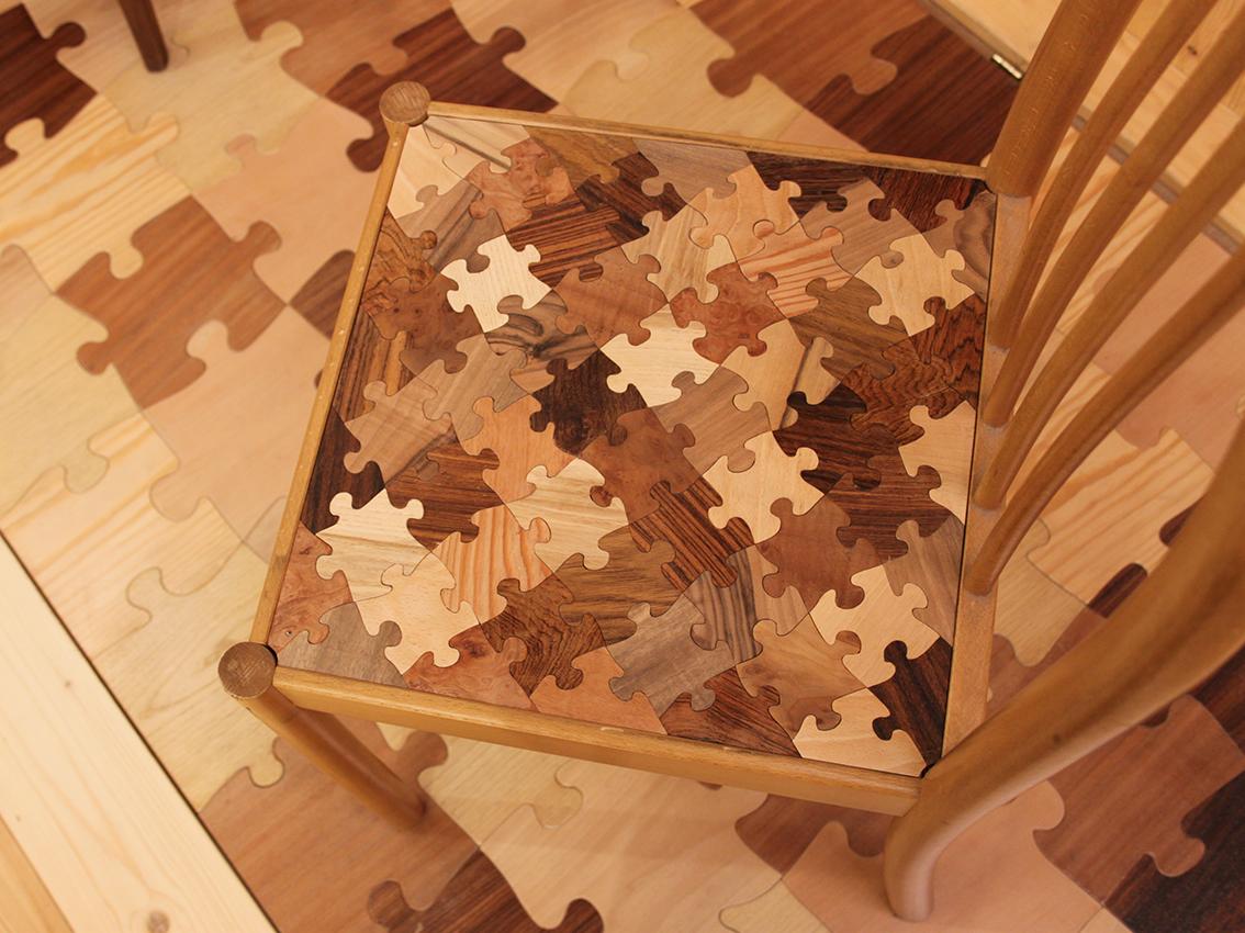 Chair Puzzle - Rocchi